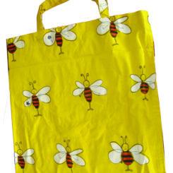 Mehiläiskassi, kangas-0