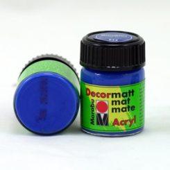 Akryylimaali sinilila 15 ml-0