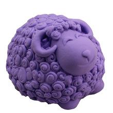 Saippuamuotti, silikoni, iloinen lammas 128 g-0