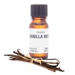 Tuoksuöljy Vaniljainen myski - Vanilla musk 10 ml-0