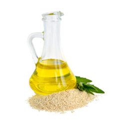 Seesamiöljy (Sesamum Indicum) 250 ml-0