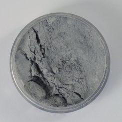 Saippuaväri Mica, Hopeanharmaa 5 g-0