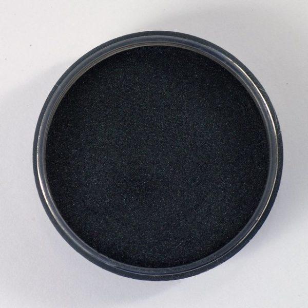 Saippuaväri Mica, Kimalteleva musta 5 g-0