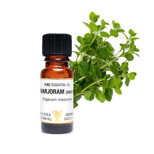 Eteerinen öljy Meirami - Marjoram 10 ml-0