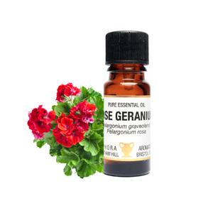 Eteerinen öljy, Rose Geranium 10 ml-0