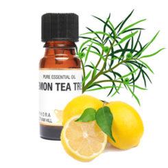 Eteerinen öljy Sitruuna-Tea Tree - Lemon-Tea Tree 10 ml-0