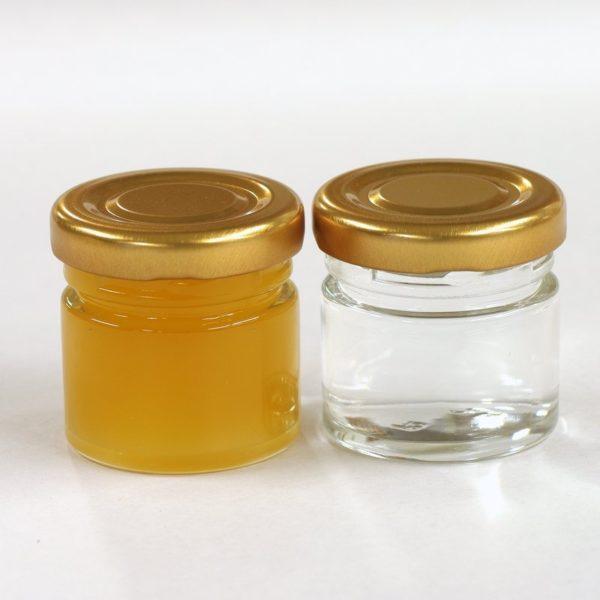 Lasipurkki 40 g, 25 ml, 50 kpl-0