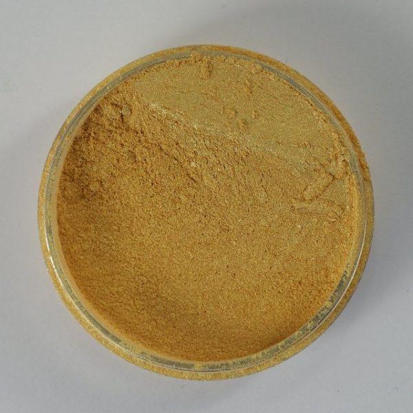 Saippuaväri Mica, Kimalteleva kulta 5 g-0