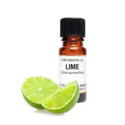 Eteerinen öljy Lime, 10 ml-0