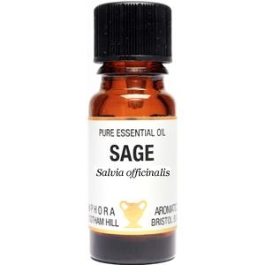 Eteerinen öljy Salvia - Sage 10 ml-0