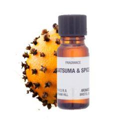 Tuoksuöljy Satsuma & Spice 10 ml-0