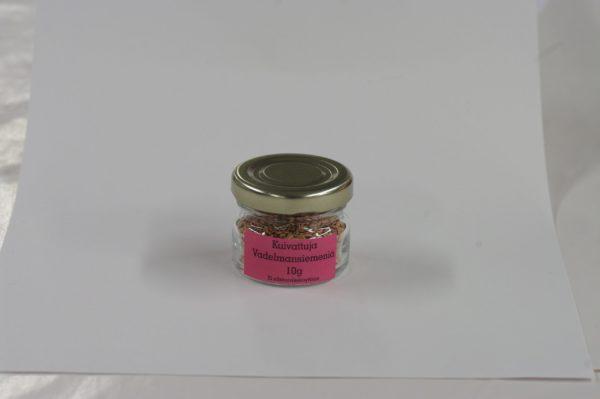 Kuivattuja vadelman siemeniä 10 g-0